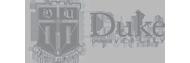 Nos clients duke university logo