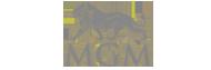 m.g.m logo