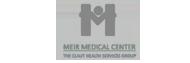 Nos clients Meir medical center logo
