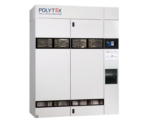 L'unité de distribution Polytex D200 est idéale pour les installations de petite et moyenne taille.