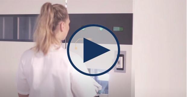 Video: Polytex in CHR Orléans , France